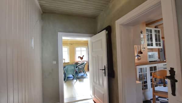 3 Schlafzimmer, individuell eingerichtet