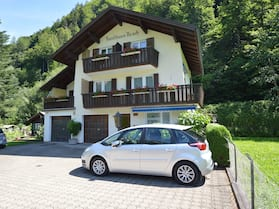 Modern Holiday Home in Sankt Anton im Montafon With Terrace