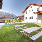 Super Combination of two Semi-detached Chalets in an Area That Offers Everything