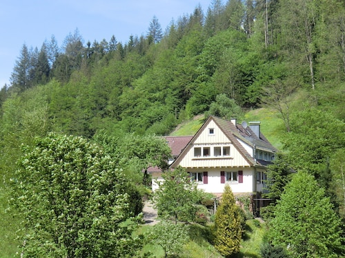 Apartment in a Mansion in the Black Forest in a Quiet and Sunny Location