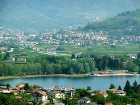 Apartment With Shared Garden, 400 Metres From Lake Caldonazzo