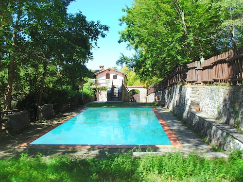 Holiday Home in Migliorini With Pool, Terrace, Fireplace