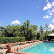 Holiday Home in Camporgiano With Garden, Bbq, Swimming Pool