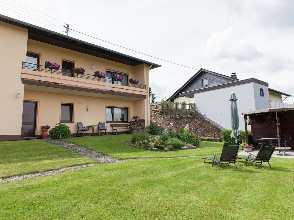 Exterior, Comfortable Apartment With a Beautiful View in Morscheid