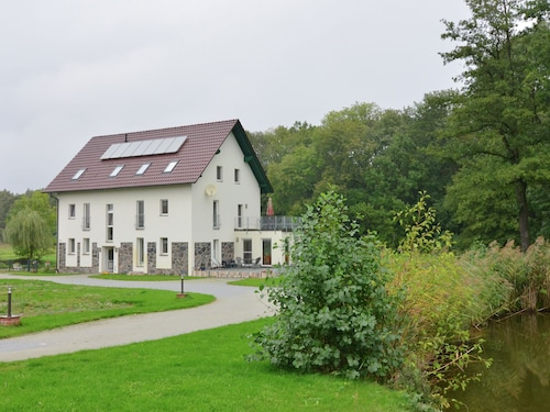Luxury Apartment in Friedland Brandenburg With Garden