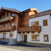 Spacious Chalet in Neukirchen am Großvenediger With Balcony