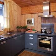 Modern Apartment in Mayrhofen With Ski-storage, Parking & Garden