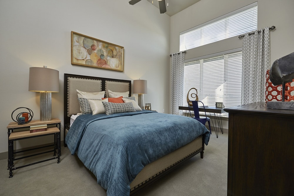 Room, Downtown River Apartments by Barsala