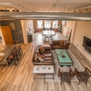 Full Penthouse Loft in Heart of Downtown St.louis! Family Friendly/amazing Views