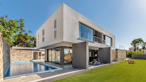 New modern Villa Petra with pool - Sutivan - Island of Brač - Croatia