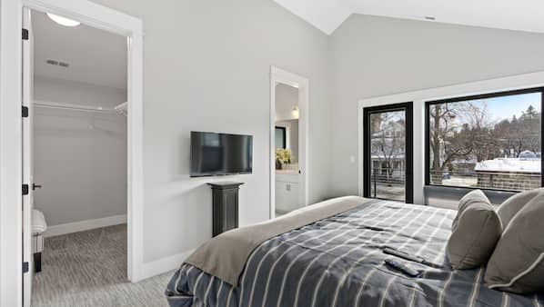 3 makuuhuonetta, Wi-Fi