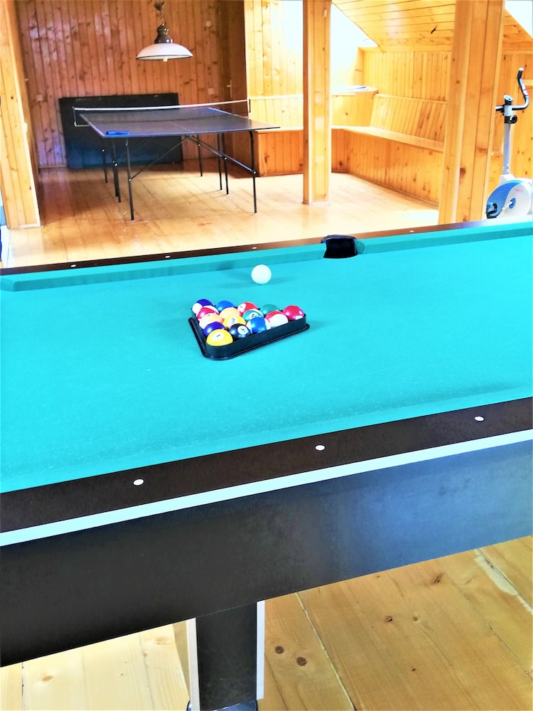 Billiards, Hotel House Bran