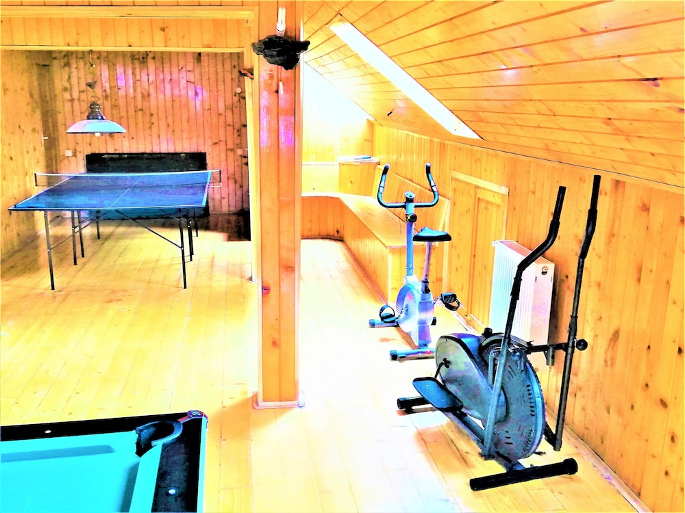 Fitness Facility, Hotel House Bran
