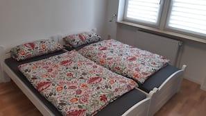 2 Schlafzimmer, WLAN, Bettwäsche