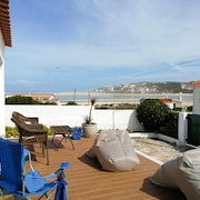 Property With 2 Bedrooms in Obidos , With Wonderful sea View, Furnished Terrace and Wifi - 100 m From the Beach