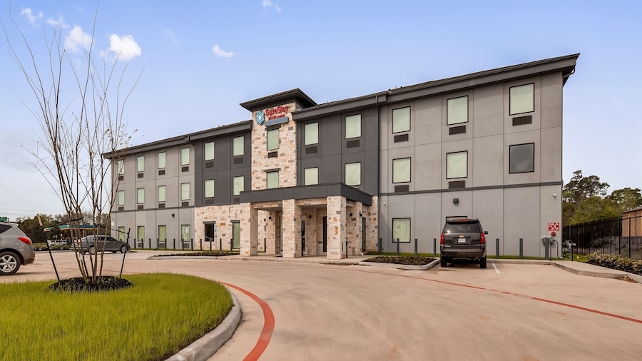 SureStay Plus Hotel by Best Western Humble