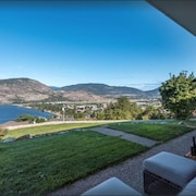 Prime Penticton Location Breathtaking Views of Skaha Lake, Beach and City!