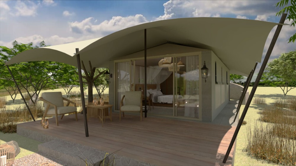 Room, Thabamati Luxury Tented Camp