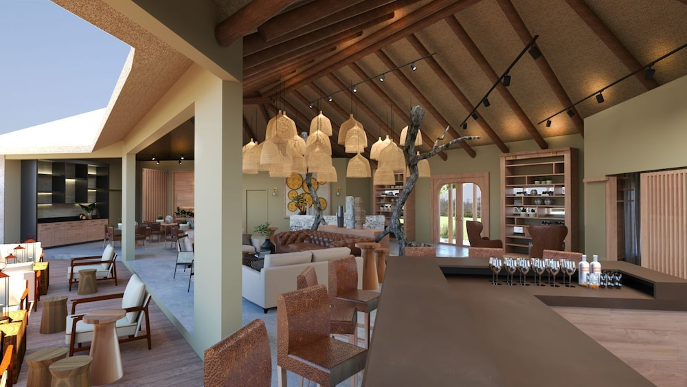 Lobby, Thabamati Luxury Tented Camp