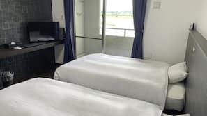 Blackout drapes, soundproofing, iron/ironing board, free WiFi