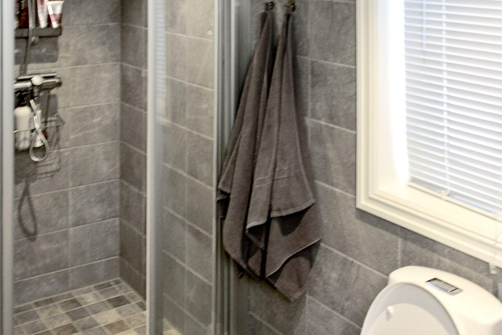 Bathroom, 6 person holiday home in NESBYEN