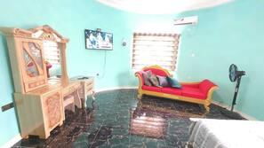 4 chambres, accès Internet