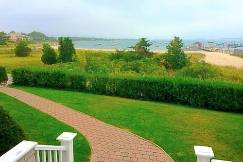Hyannis Port Home Overlooking Ocean, Location, Location, Location!
