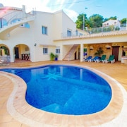 May - Pretty Holiday Property With Private Pool in Benissa