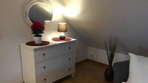 1 sovrum, wi-fi och sängkläder