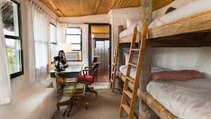 1 bedroom, WiFi, linens