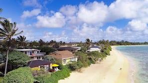 Beach nearby