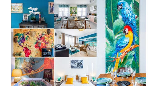 Residences a Themes