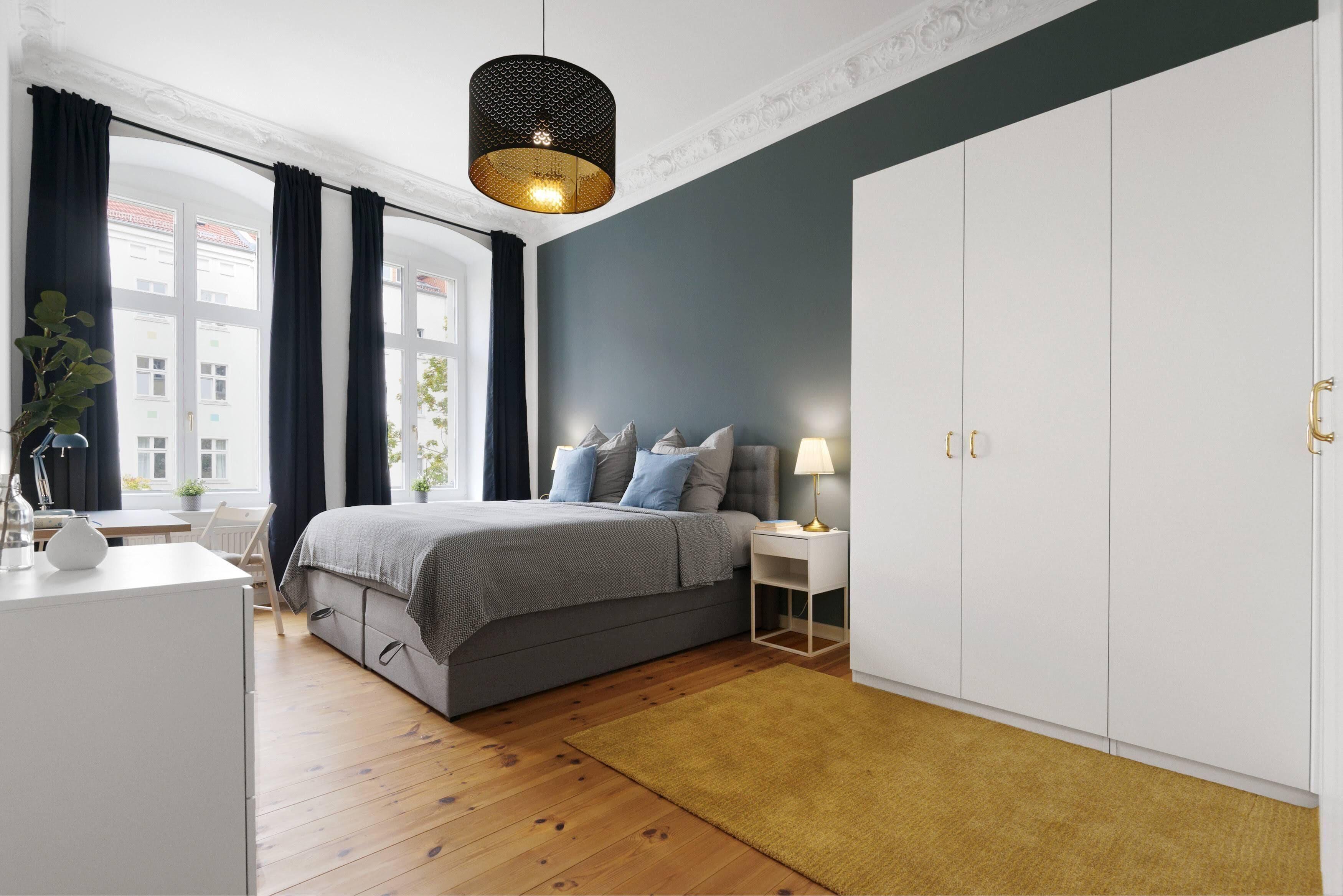 3 Room Refurbed Loft Apartment With Open Kitchen And Sunny Balcony Berlin Hotelbewertungen 2020 Expedia De
