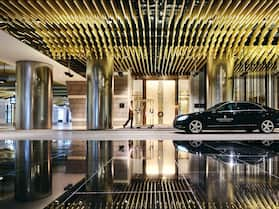 Intercontinental Chongqing Raffles City, an IHG Hotel