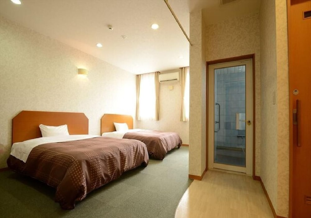 Featured Image, Twin Westernstyle Room With Color Bath hot Spring / Iyo-gun Ehime