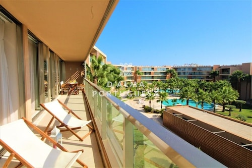 Apartment Salgados Beach - D´alma Fonseca