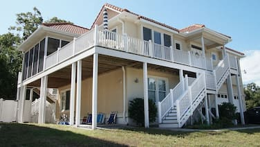 Seaview... a Deluxe Pet-friendly North Myrtle Beach Vacation Home With a Private Pool