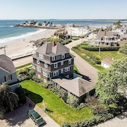 Ocean/beach Location With Magnificent Water Views: THE New England Experience !