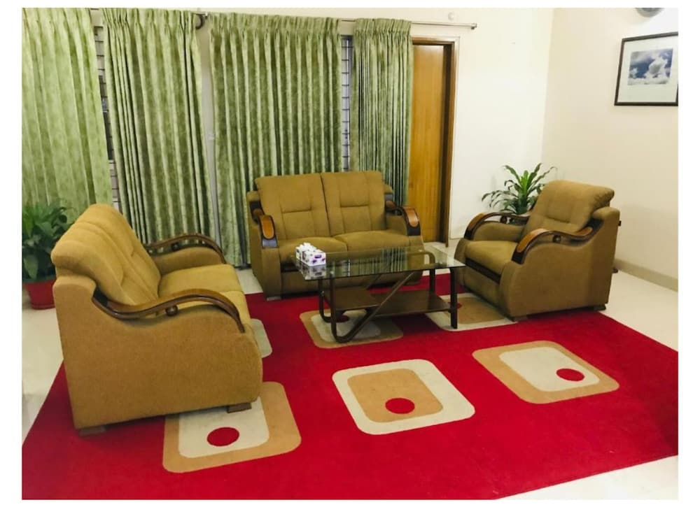Living Room, Ambrosia Guest House