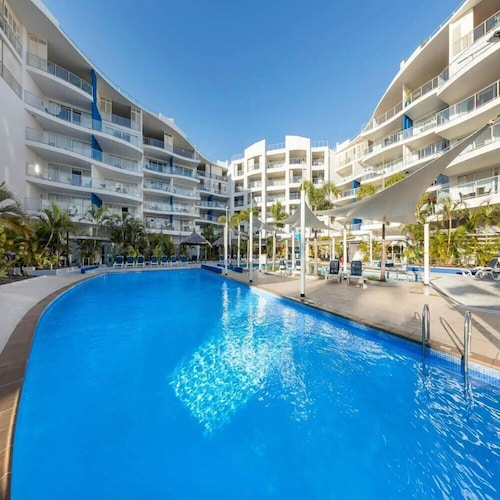 2 BDR/Apt/Foxtel/WiFi/Pool/parking/Spa/Hervey Bay