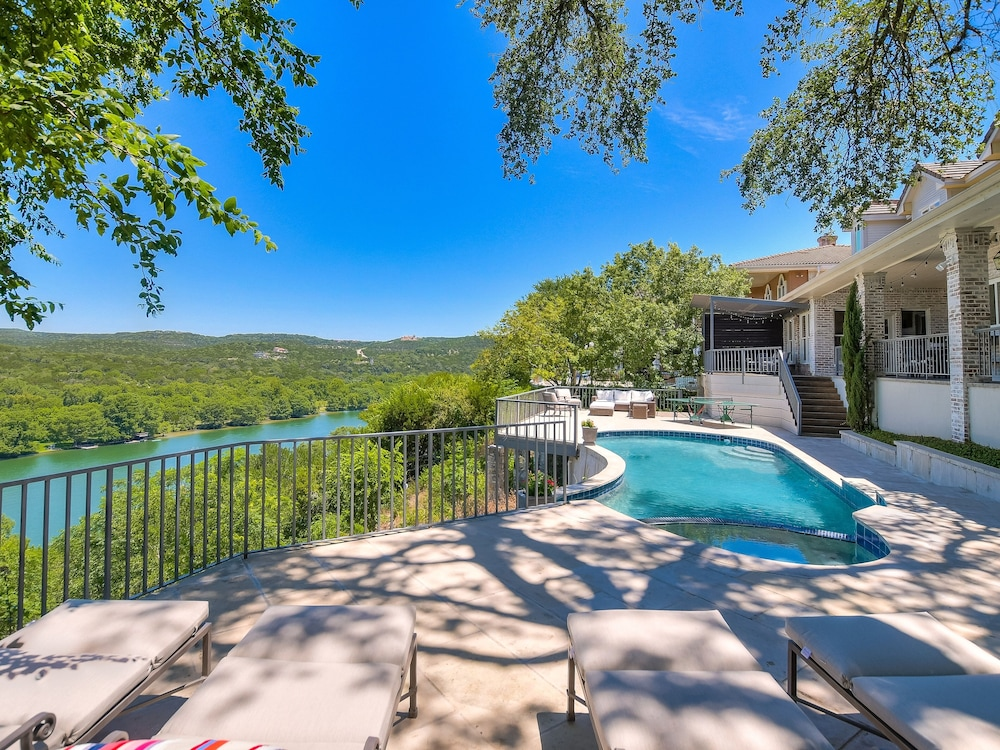 Featured Image, The Arrive Vista Estate Above Lake Austin 5 Bedroom Home