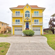 Island Drive 3064 Oceanfront! Fireplace, Internet New Mattresses: 4 Twins and 2 Queens!! Discou..