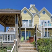 S. Shore Drive 106 Heart of Surf City Elevator Internet Direct Oceanfront