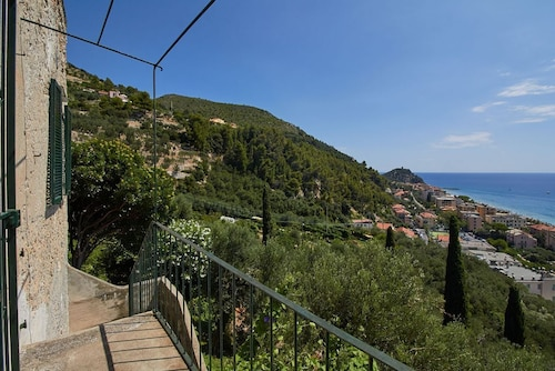 Villa With sea View in Varigotti