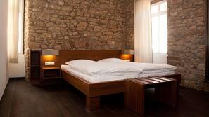 Daunenbettdecken, Minibar, kostenloses WLAN