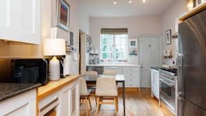 Oven, hob, dishwasher, electric kettle