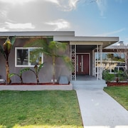 Mid-century Stunning W/ Great Outdoor Living! 4 Bedroom Home