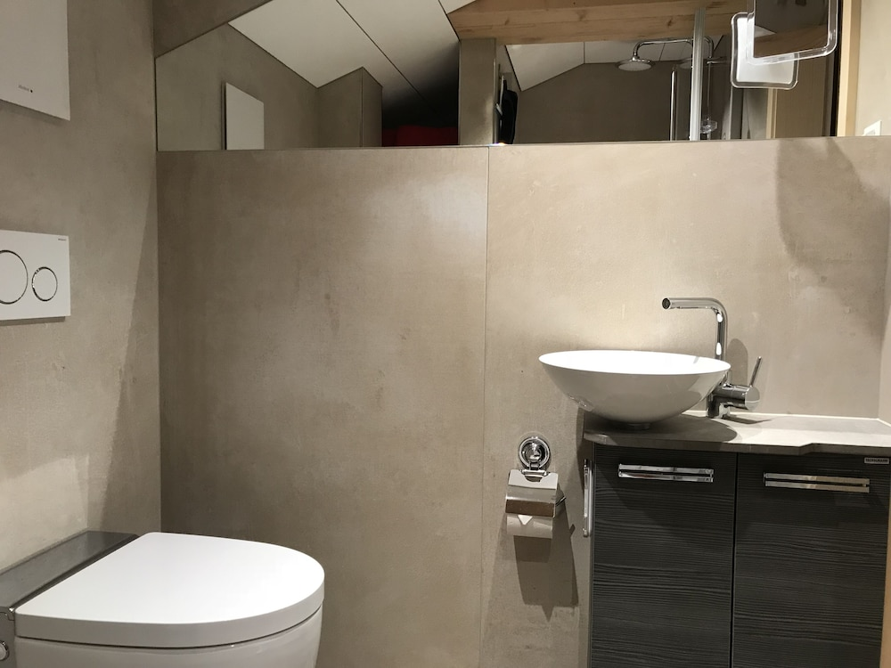 Bathroom, Holiday Home With a Nice Balance Between Rustic Charm and the Modern