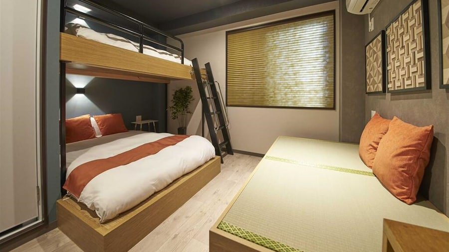 IKIDANE Residential Hotel Sumida Kyojima