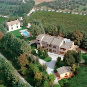 Villa Casolare Perugia, Close to Gubbio and Assisi, With Panoramic Pool !!!